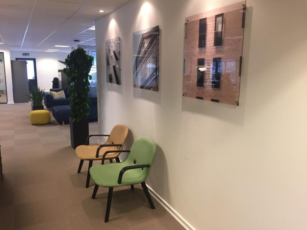 indretning af BUILD&BRAND