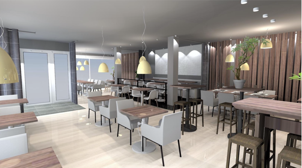 indretning, design , restaurant design, kontor indreting, cafe indreting.